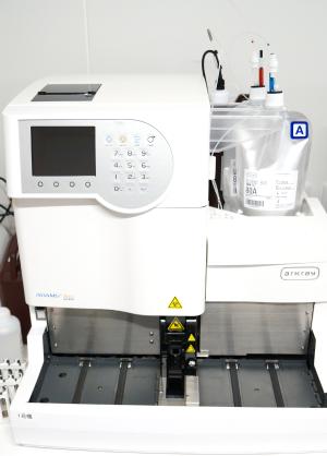 全自動グリコヘモグロビン測定装置