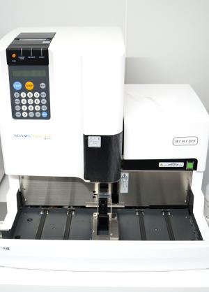 コレステロール自動分析装置